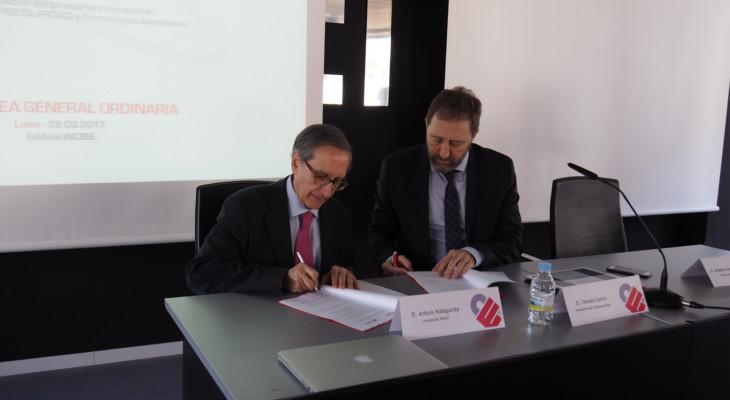 Convenio de colaboración entre RENIC y la AEI Ciberseguridad