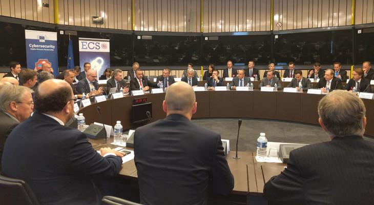 RENIC renueva como vocal de la Junta Directiva de ECSO