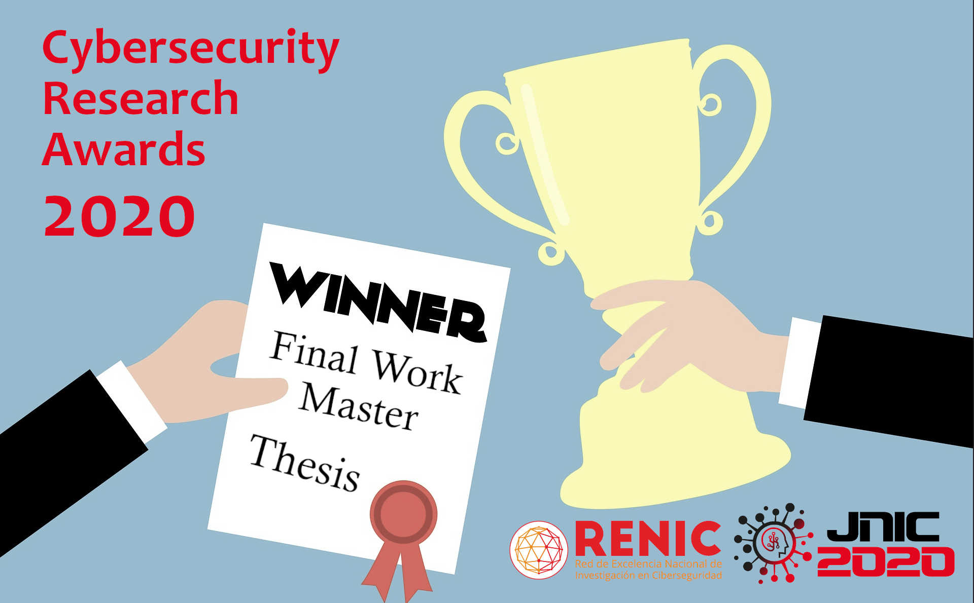 Cybersecurity Research Awards 2020 convened