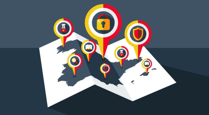 """INCIBE publica el """"Catálogo y mapa de conocimiento de la I+D+i en ciberseguridad"""""""