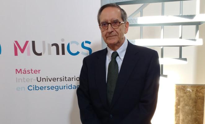 RENIC invitado a la presentación del Master Inter-Universitario de ciberseguridad MUNICS